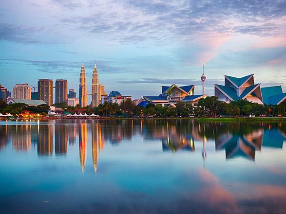 Croisière Klang(Malaisie)