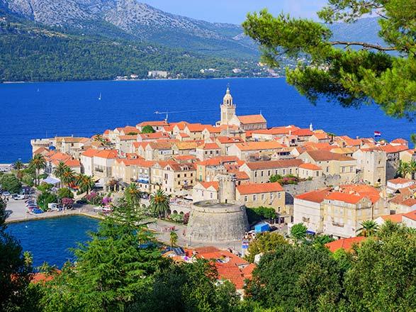 Croatie (Mljet)