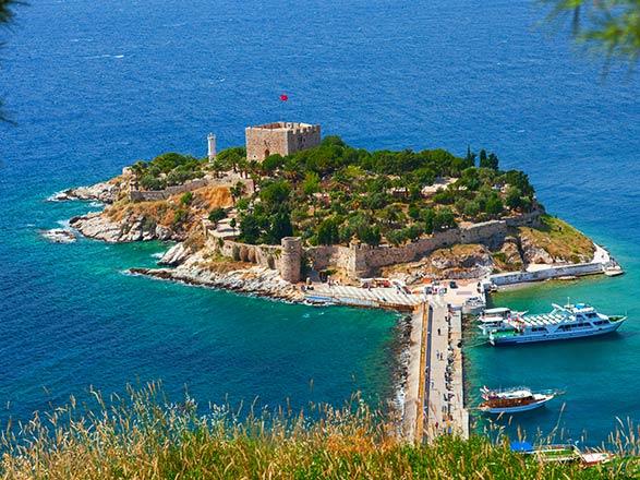 croisière Iles grecques - Iles grecques : Emblématique Mer Egée: Cyclades, Crète - 5 destinations - Kusadasi