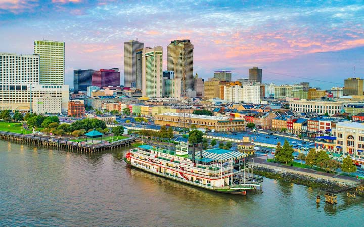 Croisière La Nouvelle Orléans