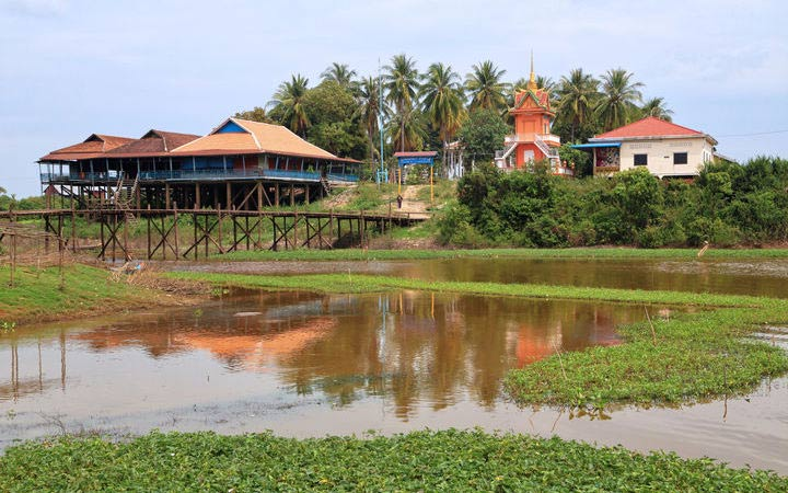 Croisière Lac Tonle Sap