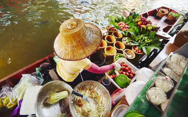croisière Asie : EXCLUSIVITÉ ! SPÉCIAL NOEL  |   Singapour, Thaïlande, Cambodge