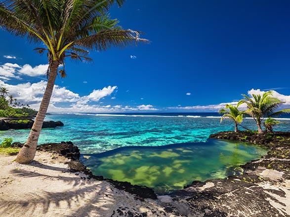 Croisière Îles Fidji, Tonga, Cook et îles de la Société