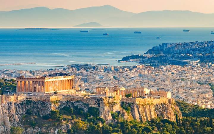 Croisière Le Pirée (Athènes)