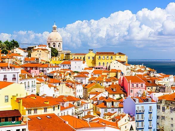 Croisière Douceur Portugaise : Lisbonne, Porto & la Vallée du Douro (PLI_PP)