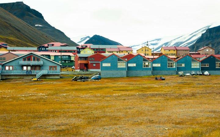 Croisière Longyearbyen