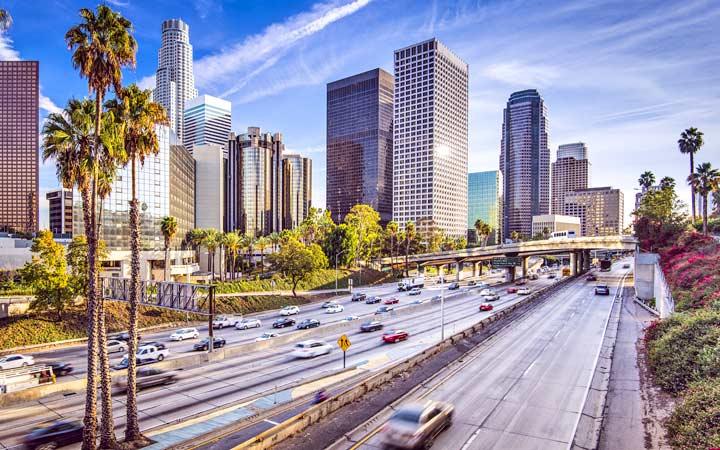 Croisière Los Angeles