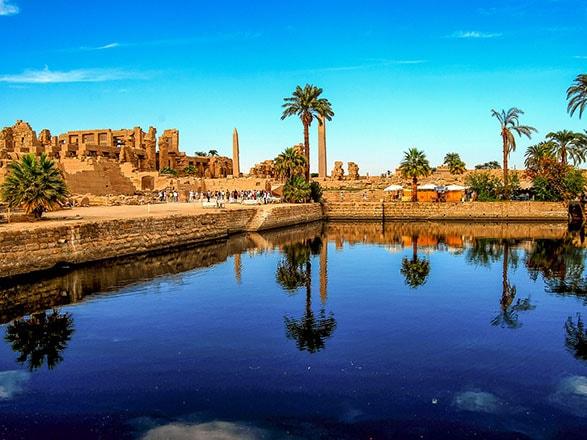 Croisière Sur le Nil 5* - Formule tout inclus avec excursions