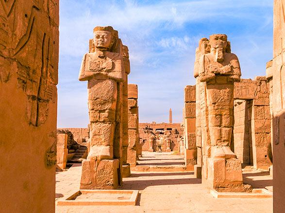 croisière Nil - Nil : Sur le Nil 5* - Formule tout inclus avec excursions