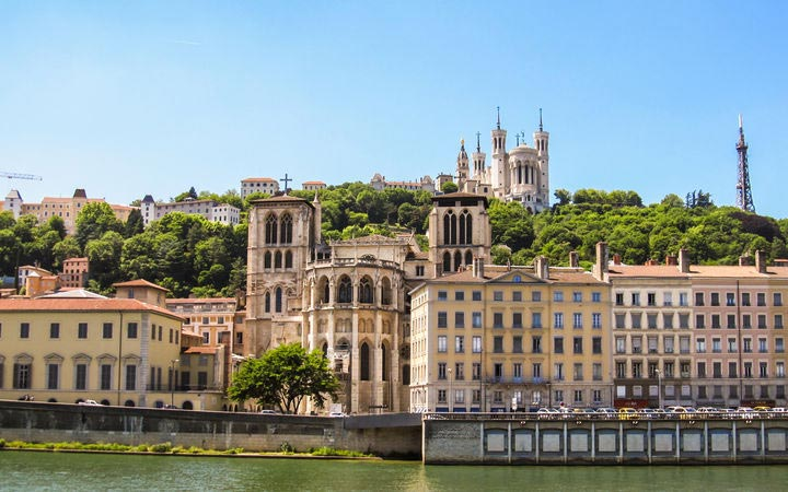 Croisière Lyon