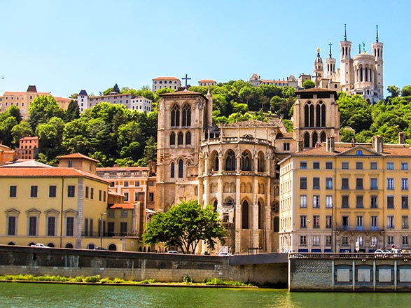 croisière Rhône Saône - Rhône Saône : Couleurs provençales (LMX)