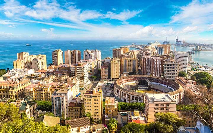 Croisière Malaga