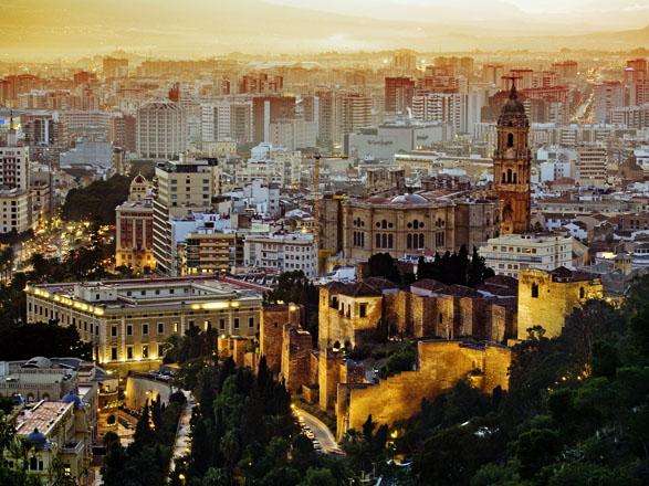 Croisière Gibraltar, Espagne, France - de Malaga à Marseille