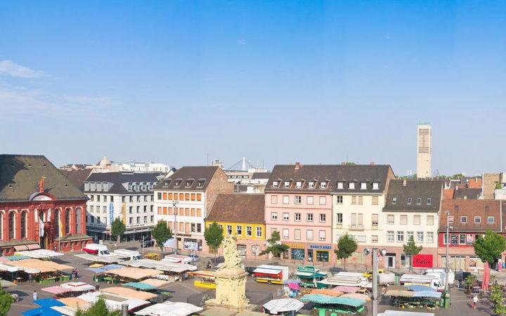 Croisière Mannheim