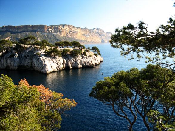 Croisière escale à Marseille (France)