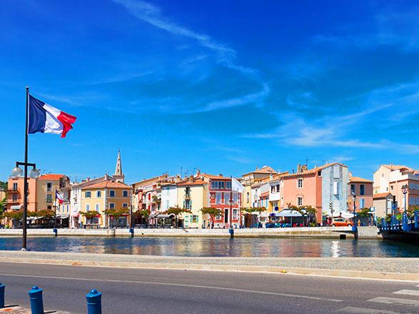 croisière Rhône Saône - Rhône Saône : Les portes de la Provence - la Camargue, la vallée du Rhône et la Saône (CHA_PP)