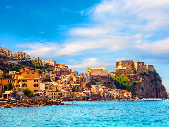 Croisière De Messine à Gênes : Sicile, Malte, Barcelone, Marseille