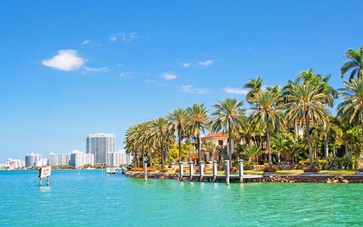 Croisière Miami