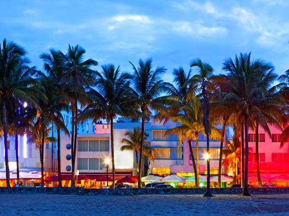 Croisière Floride, Porto Rico, Iles Vierges, St Martin, Bahamas