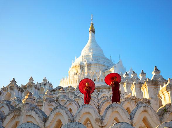 Croisière Au coeur de la Birmanie : l'Irrawaddy de Mandalay à Bagan - Vol + Hôtel inclus