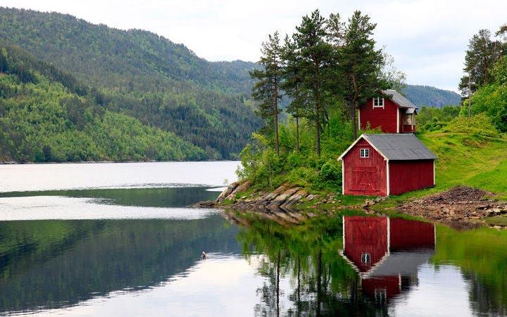 Croisière Molde