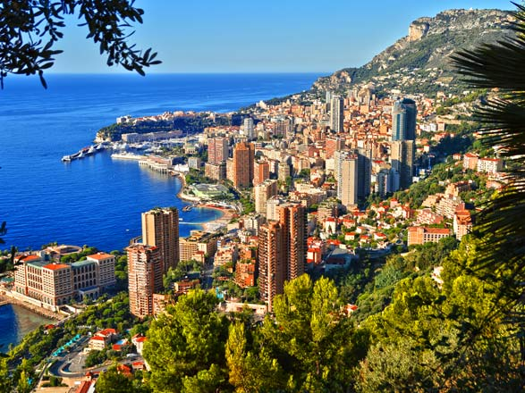 Croisière Monte-Carlo/Barcelone : Monaco, St Tropez, Corse, Elbe, Italie, Majorque...