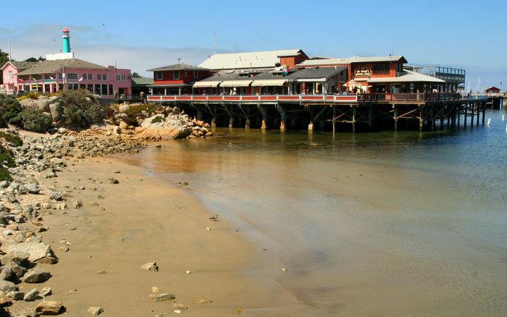 Croisière Monterey