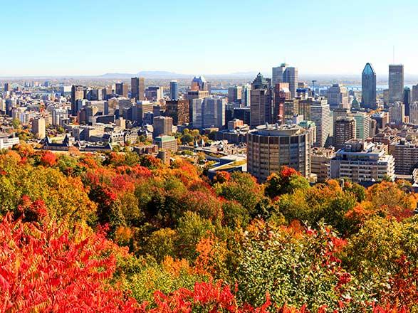 Croisière Canada & Etats-Unis : la côte Est d'Amérique de Montréal à Boston