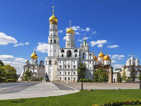 croisière Volga Dniepr Don - Volga Dniepr Don : La Voie des Tsars de Moscou à Saint-Pétersbourg - Vols inclus