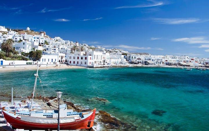croisière Iles grecques : Les îles grecques