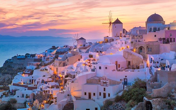 croisière Iles grecques : Iles grecques, Croatie  ||  Vols inclus