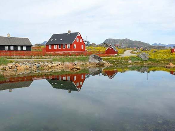 Groenland (Nanortaliq)