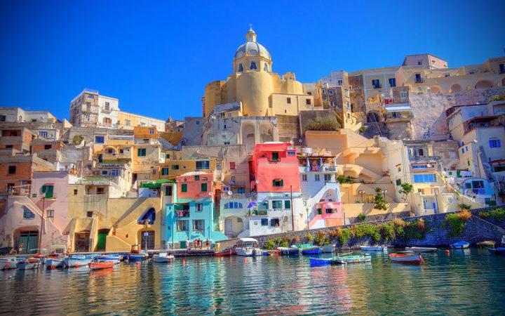 Croisière Naples