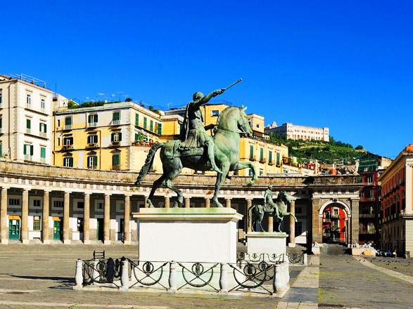 Croisière escale à Naples (Italie)