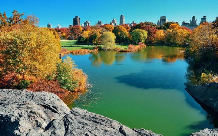 Croisière New York