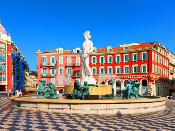 Croisière escale à Nice (France)