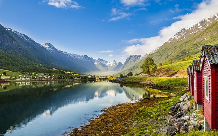 Croisière Nordfjord