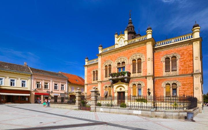 Croisière Novi Sad