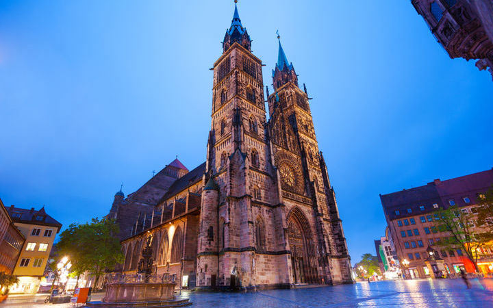 Croisière Nuremberg