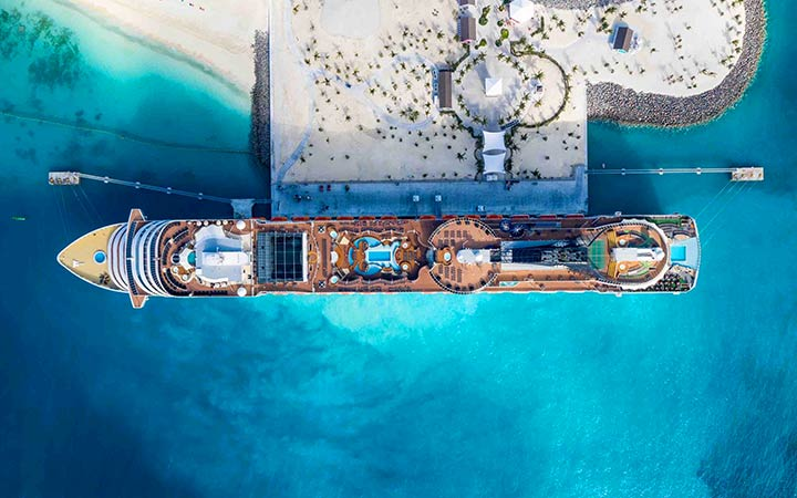 Croisière Ocean Cay