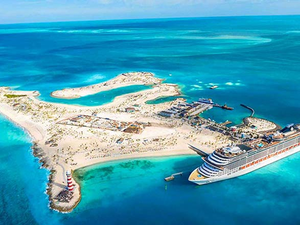 Croisière Floride, Bahamas, Mexique