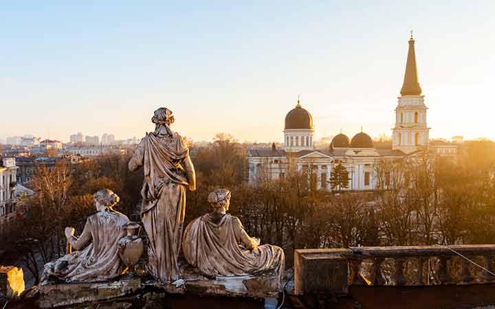 Croisière Odessa