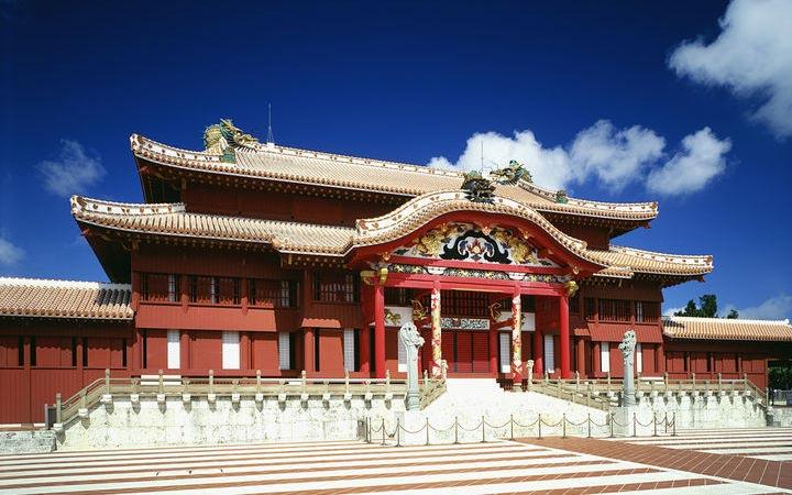 Croisière Okinawa