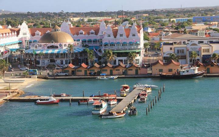 Croisière Oranjestad
