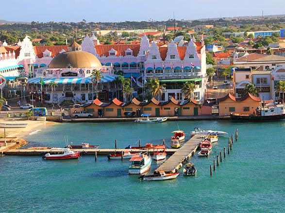 Croisière Oranjestad(Aruba)