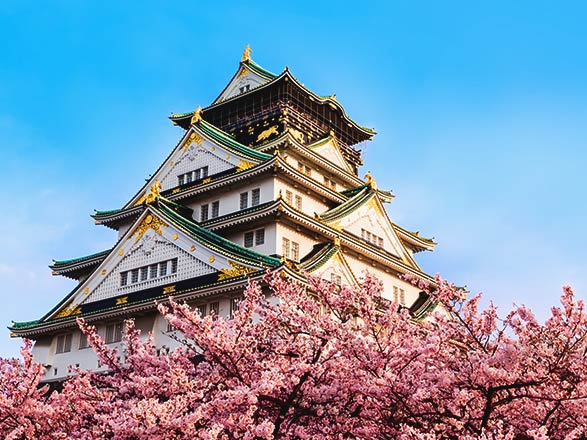 Croisière Grand Voyage Osaka / Hong Kong : Japon et Chine - Q810A