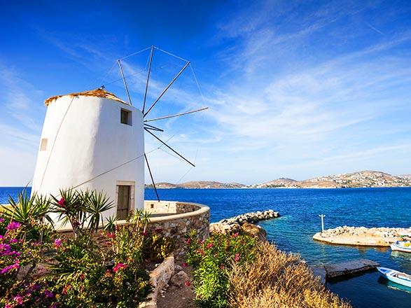 Croisière Iles grecques : Joyaux des Cyclades