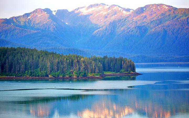 Croisière Passage Intérieur (Alaska)