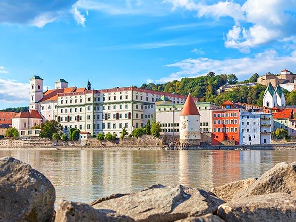 Croisière Passau