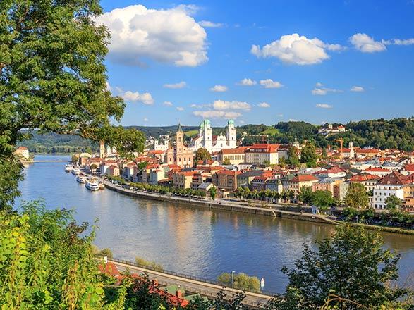Croisière Au fil du Danube et son Delta